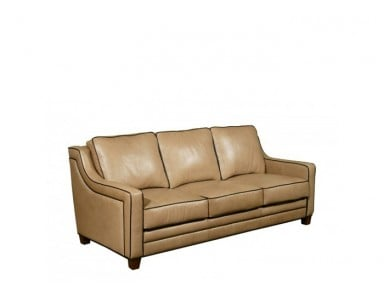 Thurston Leather Sofa & Set