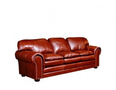 Truxton Leather Sofa & Set