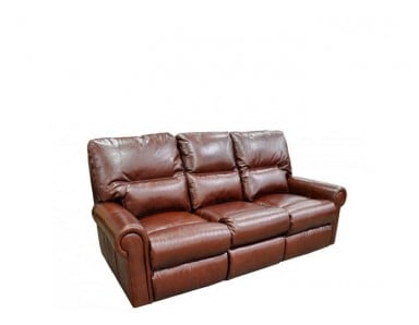 Venice Leather Reclining Sofa & Set