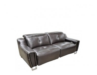 Wellington Leather Reclining Sofa & Set