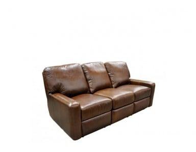 Westville Leather Reclining Sofa & Set