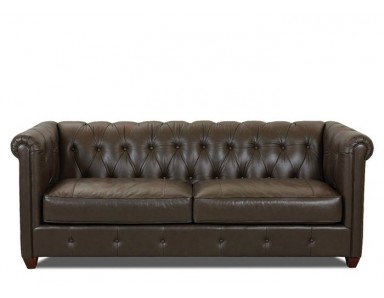 Study Leather Sofa & Set