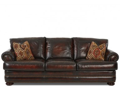 San Jose Leather Sofa & Set