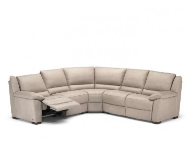 Natuzzi Editions A319 Leather Sectional