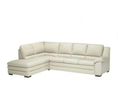 Natuzzi Editions A450 Prudenza Leather Sectional
