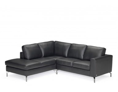 Natuzzi Editions B845 Sollievo Leather Sectional
