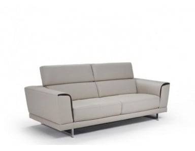 Natuzzi Editions B887 Leather Sofa & Set | Adjustable Headrest