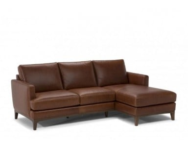 Natuzzi Editions B970 Nostalgia Leather Sectional