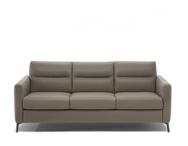 Natuzzi Editions C008 Fascino Leather Sofa & Set