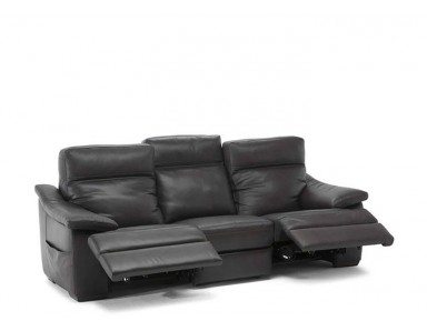 Natuzzi Editions C012 Pazienza Power Reclining Sofa & Set | Adjustable Headrest