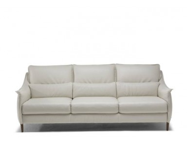 Natuzzi Editions C017 Fiducia Leather Sofa