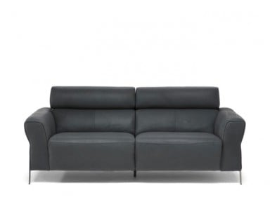 Natuzzi Editions C021 Eleganza Leather Sofa