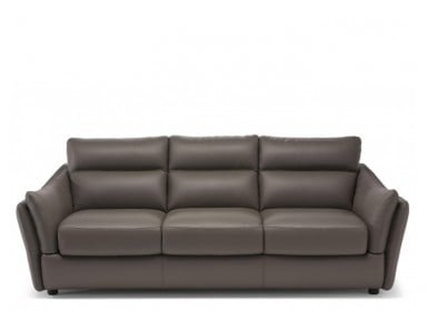Natuzzi Editions C055 Affetto  Leather Sofa & Set