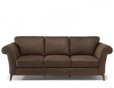 Natuzzi Editions C058 Letizia  Leather Sofa