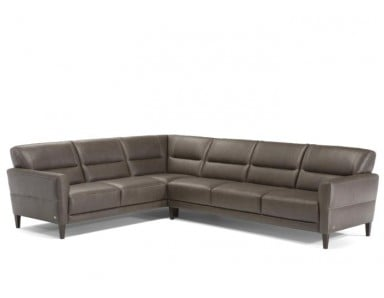 Natuzzi Editions C131 Leather Sectional