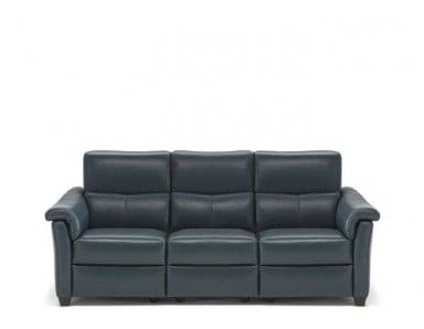 Natuzzi Editions C068 Astuzia Power Reclining Leather Sofa or Set - Available With Power Tilt Headrest | Power Lumbar
