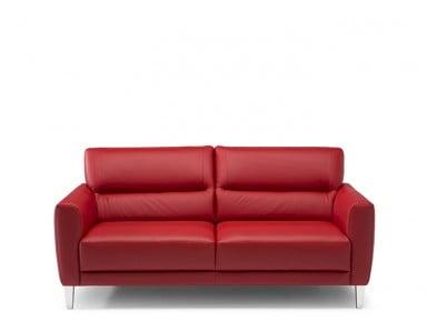 Natuzzi Editions C145 Auspicio Leather Sofa or Set