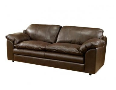 Omnia Encino Leather Sofa & Set