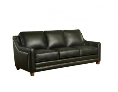 Omnia Fifth Avenue Leather Sofa & Sectional