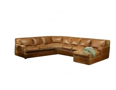 Omnia Hacienda Leather Sofa U0026 Sectional