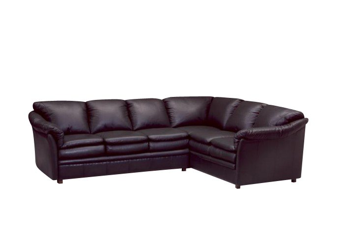 Omnia Uptown Leather Sofa Amp Sectional