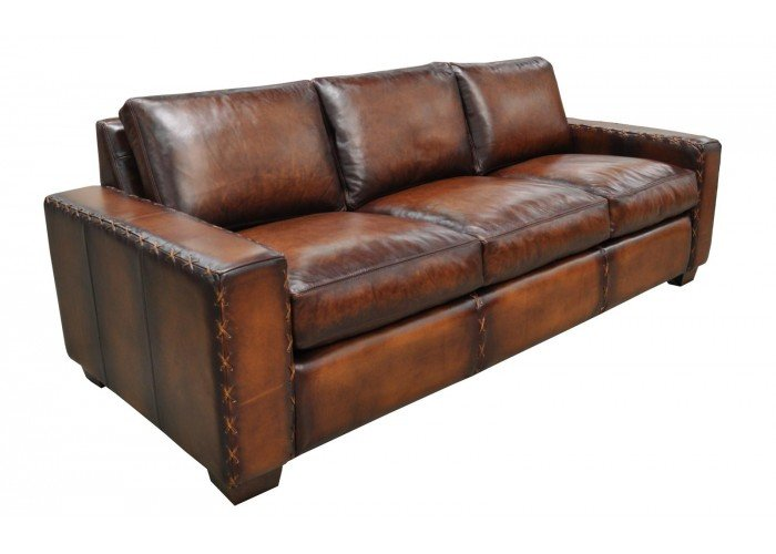 Alta Leather Sofa Amp Set