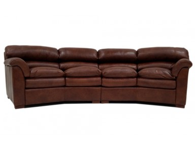 Fabulous Omnia Canyon Leather Sofa Sectional Inzonedesignstudio Interior Chair Design Inzonedesignstudiocom