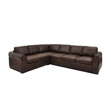 Sonoma Oversized Leather Sectional