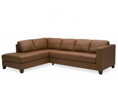 Barrow Leather Sectional