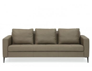 Collins Leather Sofa & Set