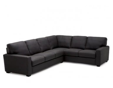 Endless Leather Sectional
