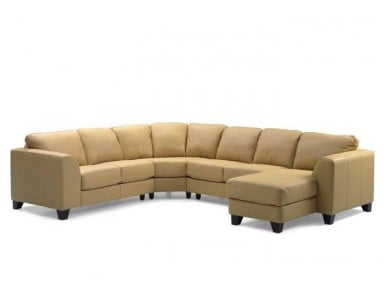 Frontier Leather Sectional