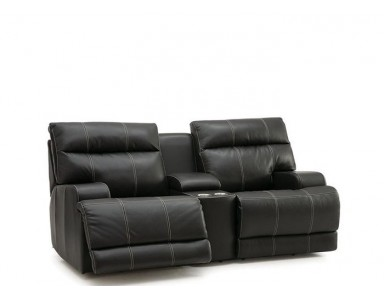 Grant Leather Reclining Sofa & Set