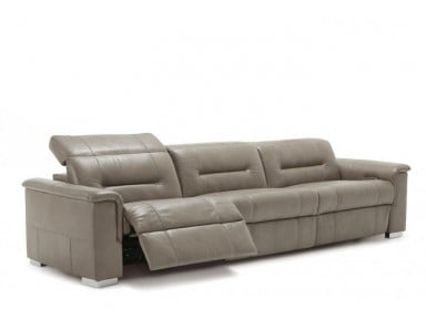 Kern Leather Reclining Sofa & Set