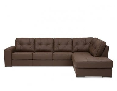 Lambert Leather Sectional