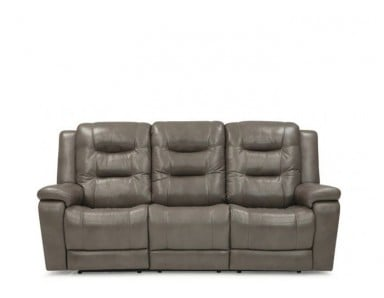 Leland Leather Reclining Sofa & Set