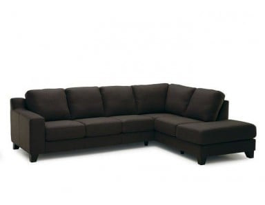 Lorenzo Leather Sectional