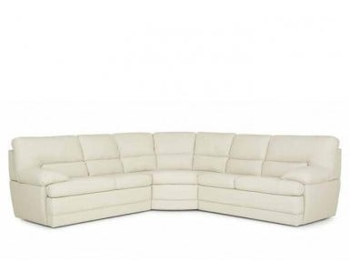 Southshore Leather Sectional