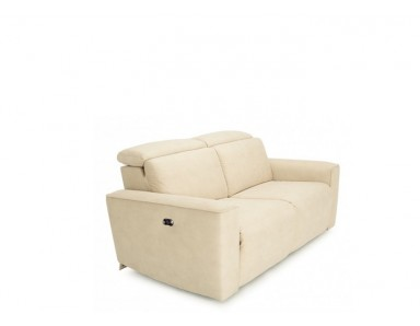 Sperry Leather Reclining Sofa & Set