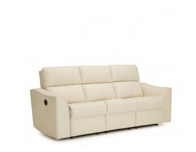 Tiona Leather Reclining Sofa & Set