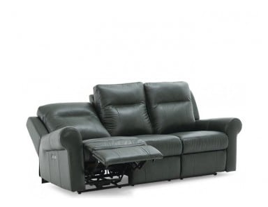 Verda Leather Reclining Sofa & Set
