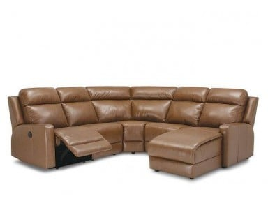 Westlake Leather Reclining Sectionals