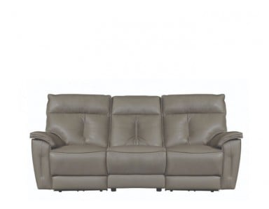 Costa Leather Power Reclining Sofa - Available With Power Headrest And Power Lumbar