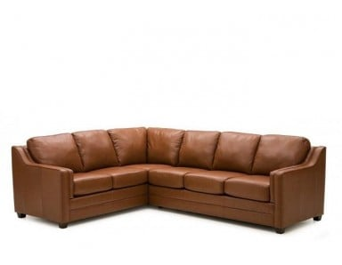 Palliser Corissa Leather Sectional