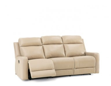 Palliser Forest Hill Leather Reclining Sofa & Set
