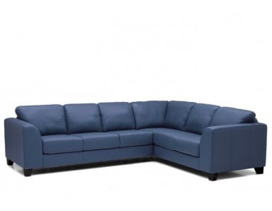 Palliser Juno Leather Sectional