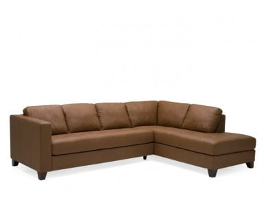 Palliser Jura Leather Sectional