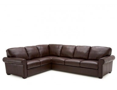 Palliser Magnum Leather Sectional