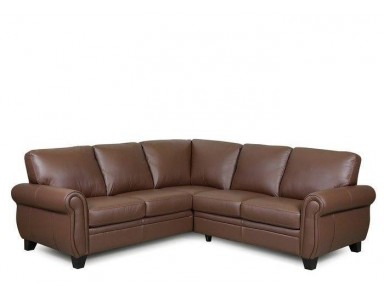 Palliser Meadowridge Leather Sectional