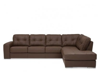 Palliser Pachuca Leather Sectional